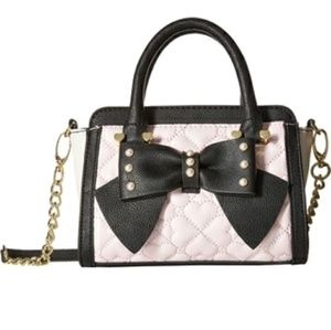 BRAND NEW 💋 crossbody Betsey Johnson handbag